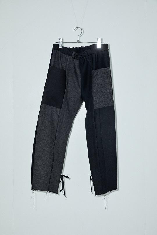 No.R-W-060-Black×Gray(Assort)-35000