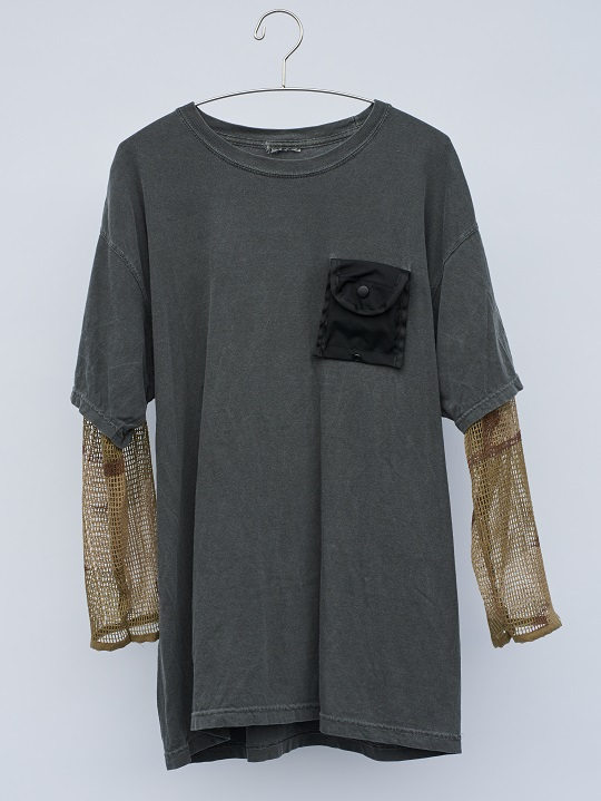 No.R-W-093-Black×Desert Camo-7500