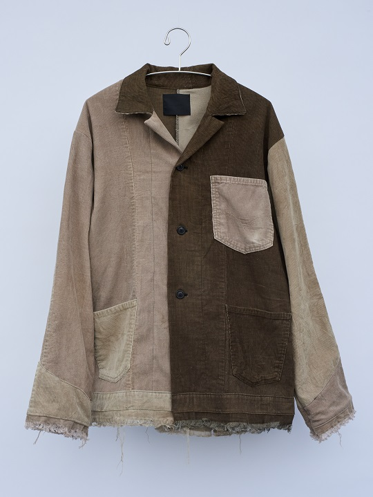 No.R-W-100-Brown×Beige(Assort)-40000