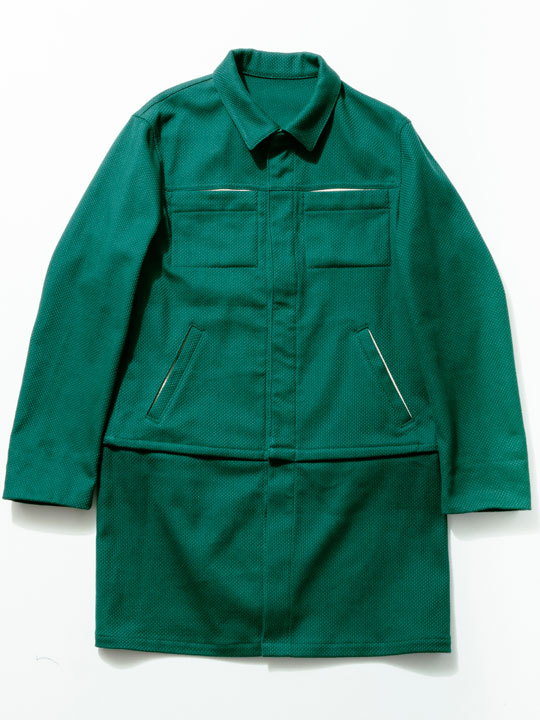 No.W-001 DarkGreen ¥40,000