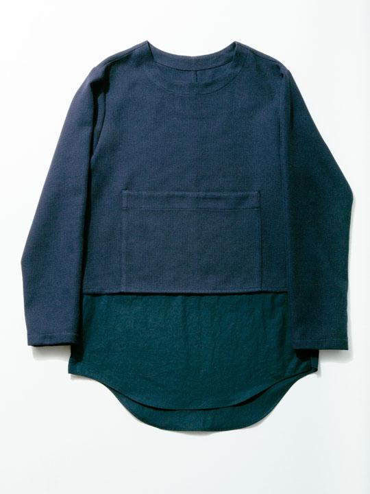 No.W-020 Navy×Navy ¥13,000.