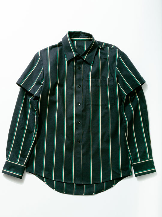No.W-022 Black×Green ¥22,000.