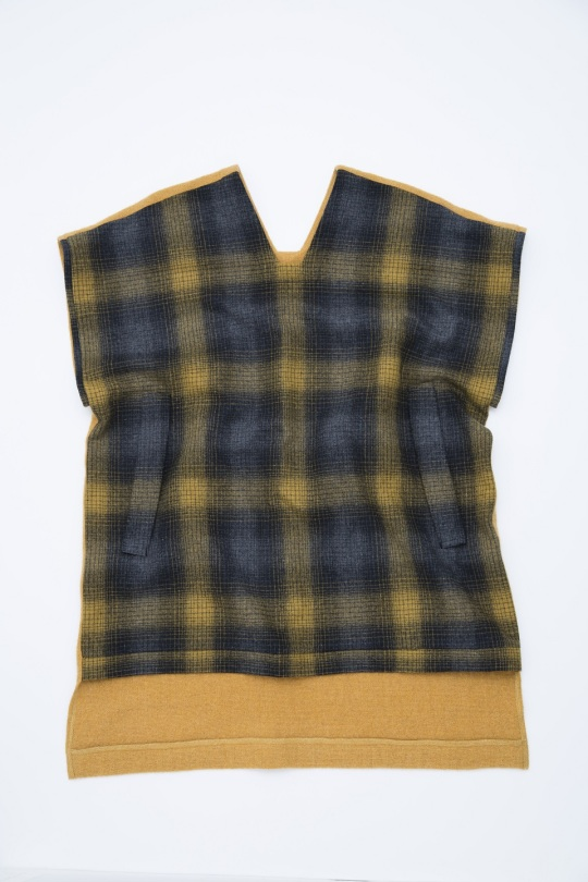 No.W-031-Mustard×Black-18,000