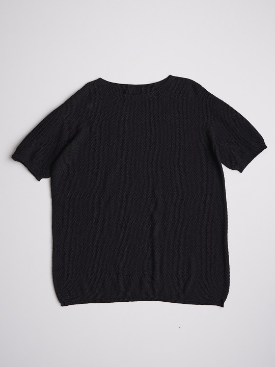 No.W-054-Black(ログウッド・藍染め)-19,000