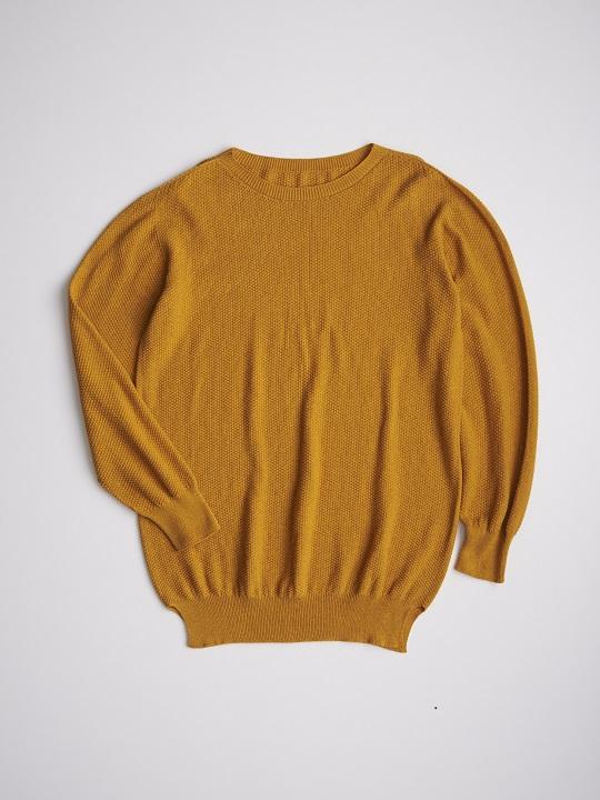 No.W-055-Mustard (桑染め)-22,000