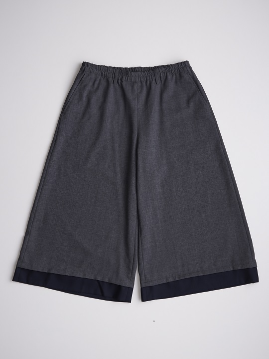 No.W-058-Charcoal×Navy-20,000
