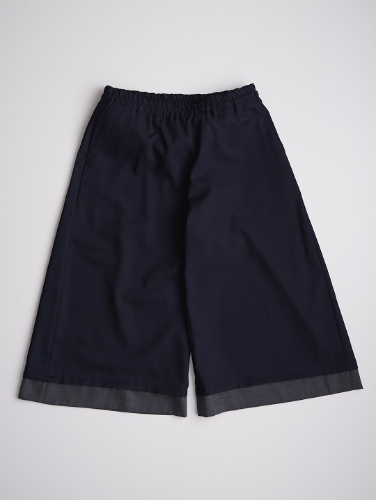 No.W-058-Navy×Charcoal-20,000