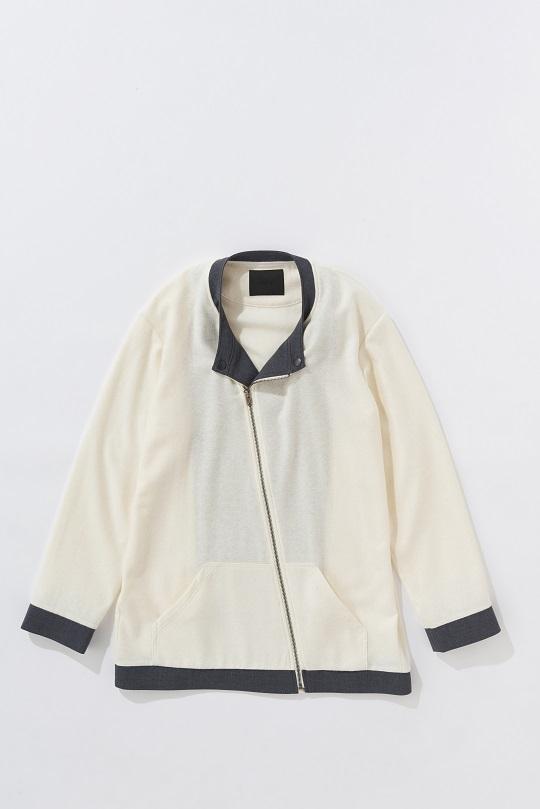 No.W-063-White×Charcoal-23000