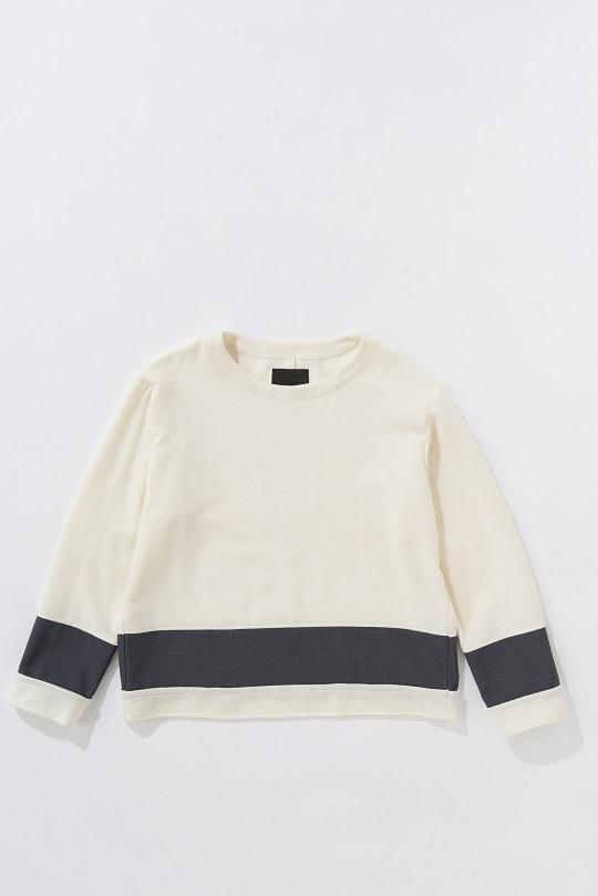 No.W-064-White×Charcoal-15000