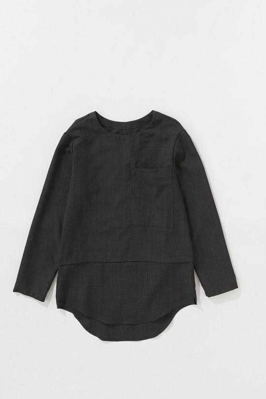 No.W-076-Black-13500