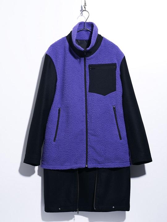 No.W-099-Purple×Black-45000