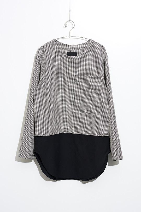 No.WS-012-Gray×Black-13000