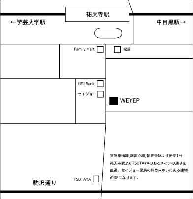 WEYEP-MAP